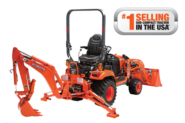 Kubota | Sub-Compact Tractors | BX23S for sale at Western Implement, Colorado
