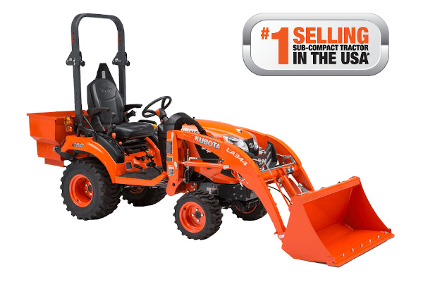 Kubota | Sub-Compact Tractors | BX80 for sale at Western Implement, Colorado