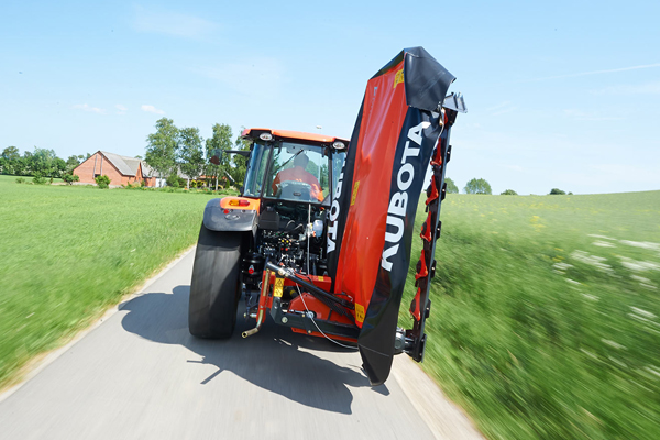 Kubota | Disc Mowers | DM1000 Series for sale at Western Implement