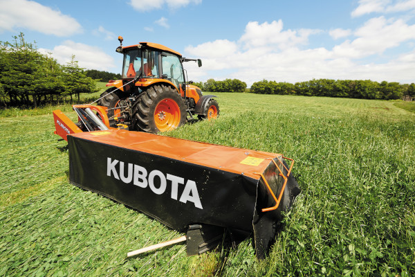 Kubota | Disc Mowers | DM2000 Series for sale at Western Implement