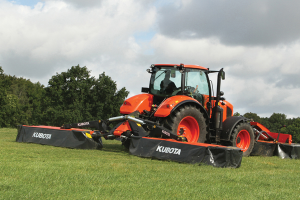 Kubota | Disc Mowers | DM3000/DM4000 for sale at Western Implement