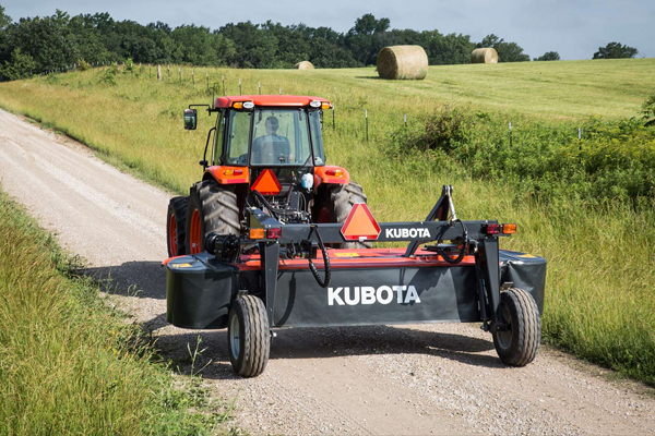 Kubota | Disc Mowers | DM5000 Series for sale at Western Implement