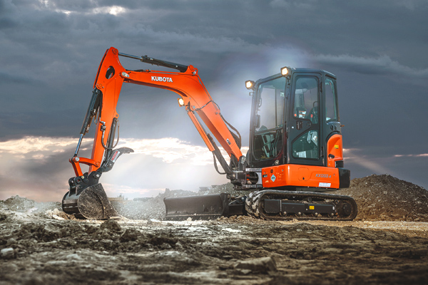 Kubota | Compact Excavators | K Series for sale at Western Implement, Colorado