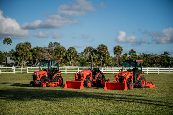 Kubota | Compact Tractors | LX Series for sale at Western Implement