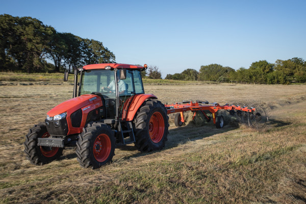 Kubota | Utility Tractors | M6S Series for sale at Western Implement, Colorado