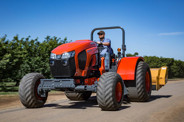 Kubota | Specialty Tractors | M Low Profile for sale at Western Implement