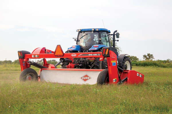 Kuhn GMD 2851 TL for sale at Western Implement, Colorado