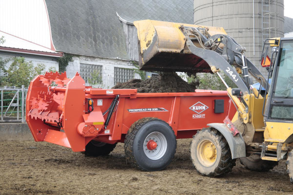 Kuhn Knight | PS 235 & PS 242 | Model PS 235 for sale at Western Implement