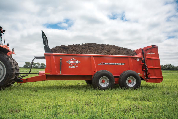 Kuhn Knight PS 242 for sale at Western Implement