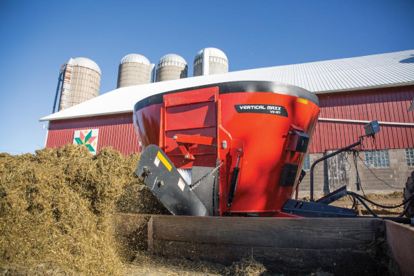 Kuhn Knight | VS 100 Series | Model VS 127 for sale at Western Implement, Colorado