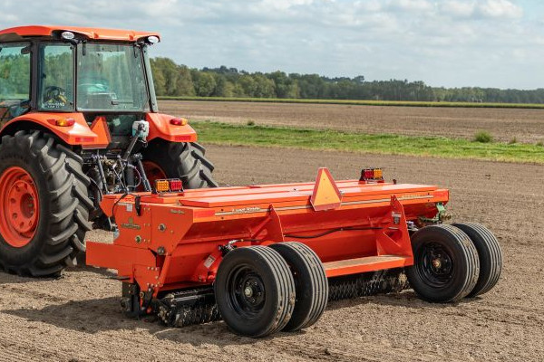 Land Pride | NTS26 Series No-Till Seeder | Model NTS2611 for sale at Western Implement