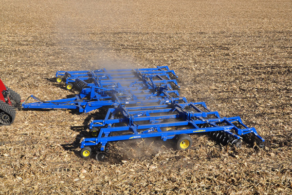 Landoll | 6200 Tandem Disc Harrow | Model 6211-12 for sale at Western Implement