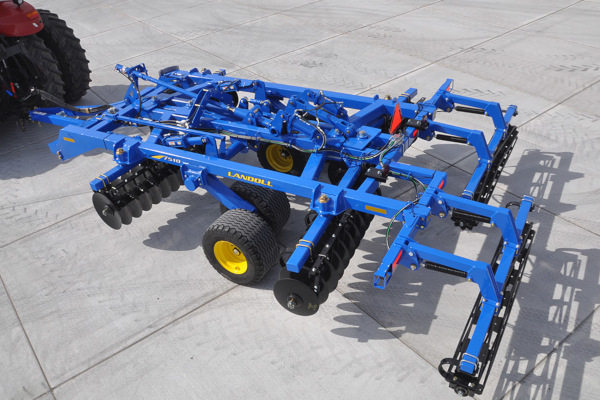 Landoll | 7500 Series VT Plus (Adjustable Gangs) | Model 7510-14 for sale at Western Implement