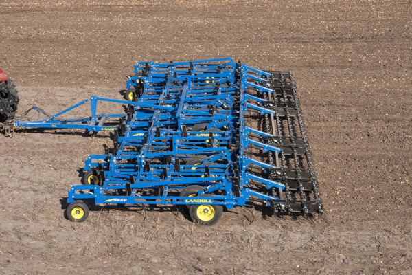 Landoll | 9600 Series Field Cultivator | Model 9650-46 for sale at Western Implement, Colorado