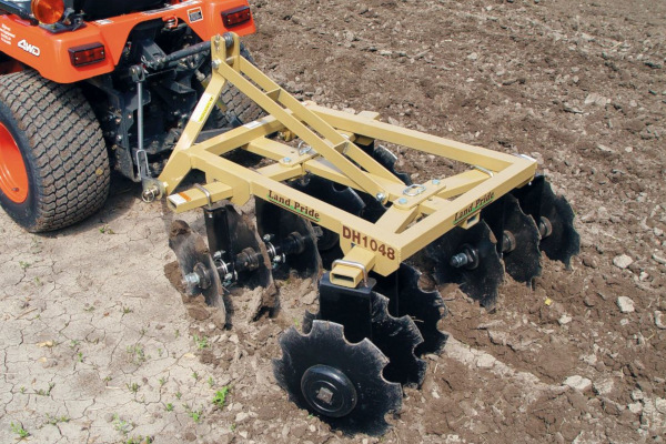 Land Pride | DH10 Series Disc Harrows | Model DH1060 for sale at Western Implement
