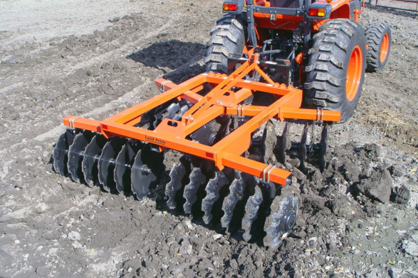 Land Pride | DH25 Series Disc Harrows | Model DH2572 for sale at Western Implement