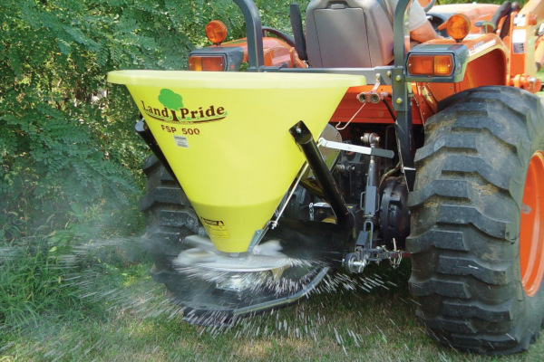 Land Pride | Seeders | FSP Series Spreaders for sale at Western Implement, Colorado
