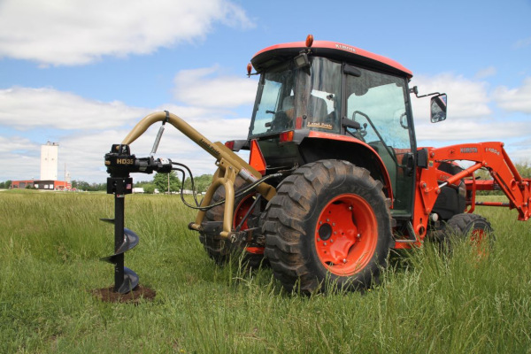 Land Pride HD35 for sale at Western Implement
