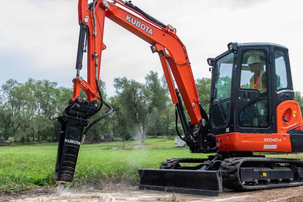 Land Pride | Construction Attachments | BR Series Breakers for sale at Western Implement