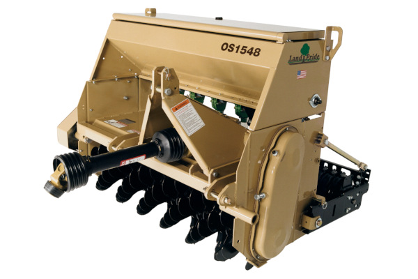 Land Pride | OS15 Series Overseeders | Model OS1548 for sale at Western Implement