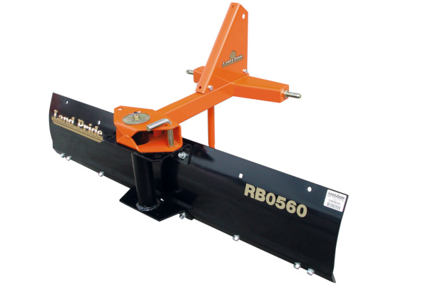 Land Pride | RB05 Series Rear Blades | Model RB0560 for sale at Western Implement