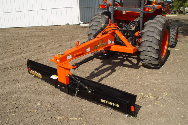 Land Pride | RBT40 Series Rear Blades | Model RBT40108 for sale at Western Implement, Colorado