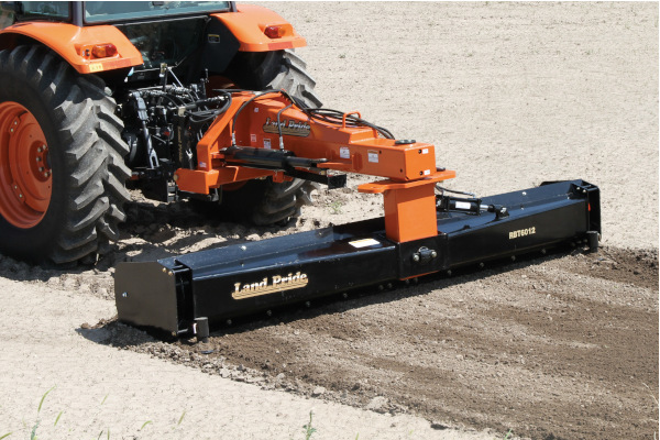 Land Pride | RBT60 Series Rear Blades | Model RBT6012 for sale at Western Implement
