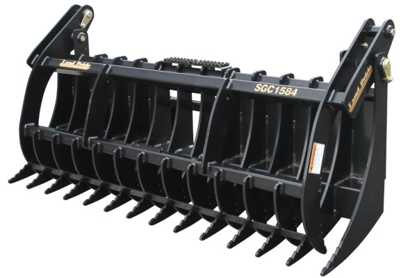 Land Pride | SGC15 Series Claw Grapples | Model SGC1584 for sale at Western Implement, Colorado