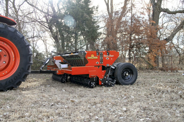 Land Pride | NTS25 No-Till Seeder | Model NTS2507 for sale at Western Implement