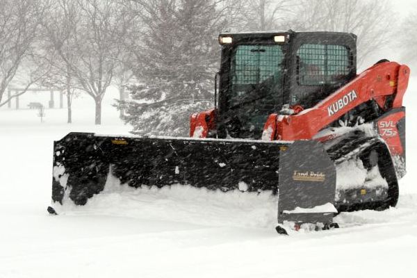 Land Pride | SSP25 Snow Pushers | Model SSP2512 for sale at Western Implement