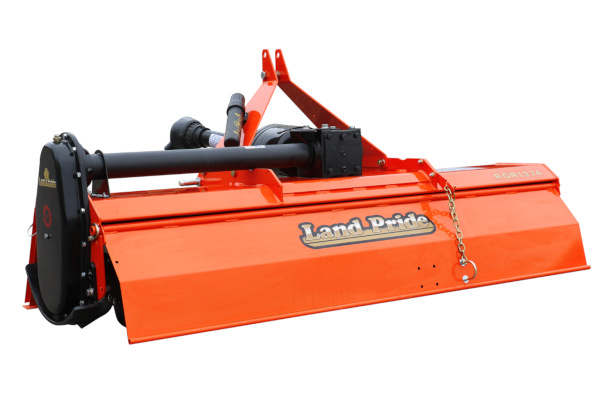 Land Pride | Rotary Tillers | RGA12 & RGR12 Series Gear Drive Rotary Tillers for sale at Western Implement, Colorado