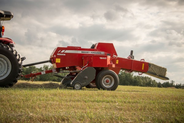 Massey Hay | 1800 Small Square Balers | Model MF1840 for sale at Western Implement