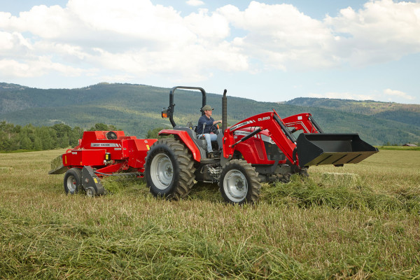 Massey Hay | 1800 Small Square Balers | Model MF1844N for sale at Western Implement