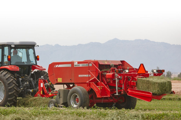 Massey Hay | 1800 Small Square Balers | Model 1844S for sale at Western Implement