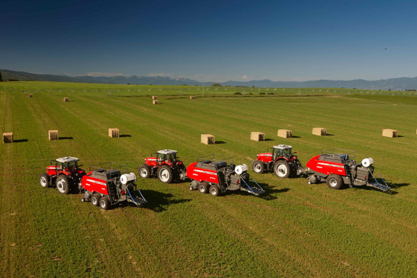 Massey Hay | Large Square Balers | 2200 Series Large Square Balers for sale at Western Implement, Colorado