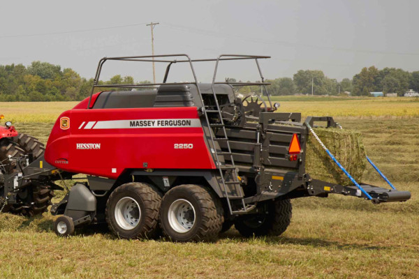 Massey Hay | 2200 Series Large Square Balers | Model MF 2250 (3'x3') for sale at Western Implement, Colorado