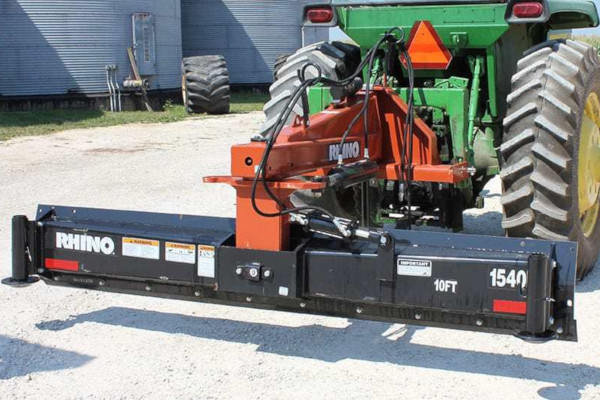 Rhino | Heavy Duty Rear Blades | Model 1540 Blade for sale at Western Implement