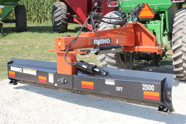 Rhino | Heavy Duty Rear Blades | Model 2500 Blade for sale at Western Implement