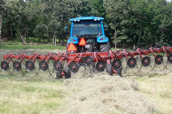 Rhino | VRX High Capacity Hay Rake | Model VRX14 for sale at Western Implement