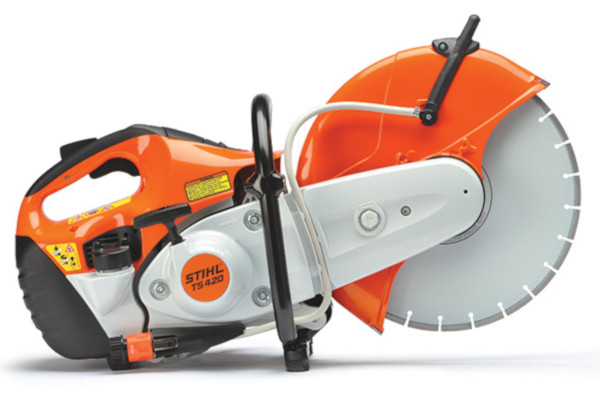 Stihl | Professional Cut-off Machines | Model TS 420 STIHL Cutquik® for sale at Western Implement