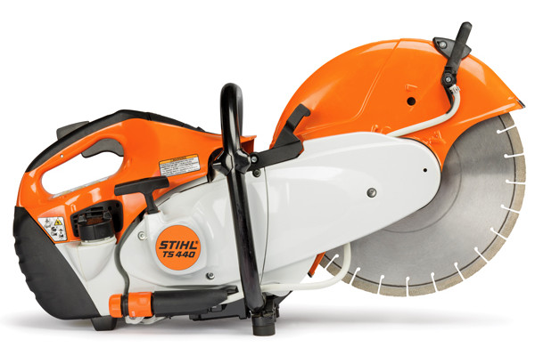 Stihl | Professional Cut-off Machines | Model TS 440 STIHL Cutquik® for sale at Western Implement
