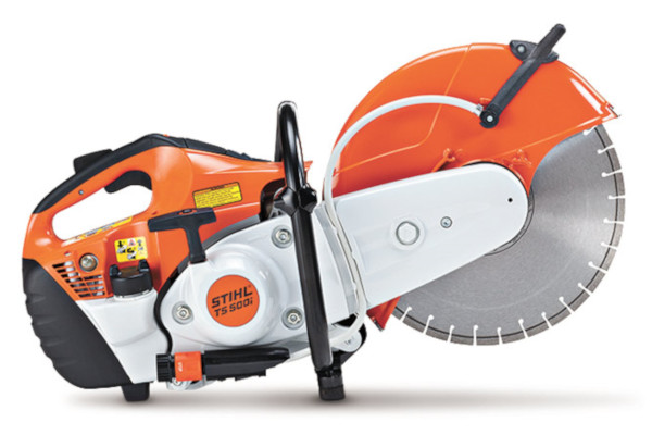 Stihl | Professional Cut-off Machines | Model TS 500i STIHL Cutquik® for sale at Western Implement