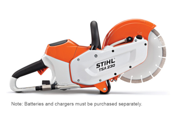 Stihl TSA 230 for sale at Western Implement