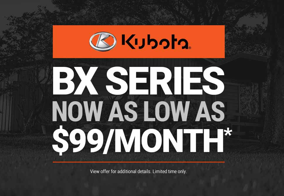 BX Series $99/month*