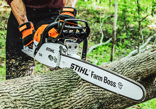 We work hard to provide you with an array of products. That's why we offer Stihl for your convenience.