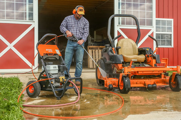 Stihl | Pressure Washers | Homeowner Pressure Washers for sale at Western Implement