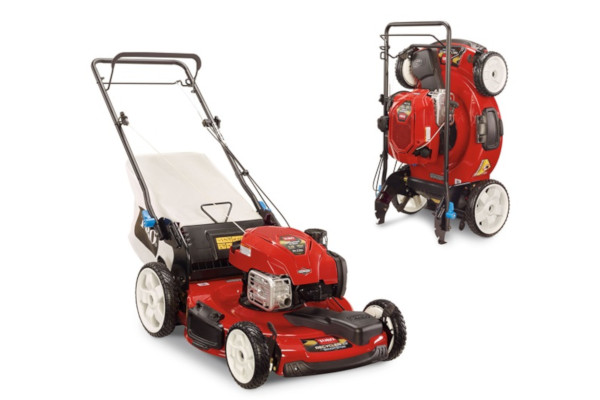 "Toro | Recycler® Self-Propel Mowers | Model 22"" SMARTSTOW® Variable Speed High Wheel Mower (20339) for sale at Western Implement, Colorado"