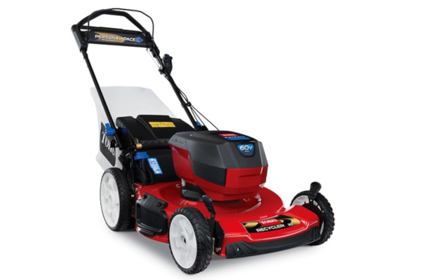 "Toro | Battery Mowers | Model 22"" 60V MAX* SMARTSTOW® Personal Pace® High Wheel Mower (20363) for sale at Western Implement"