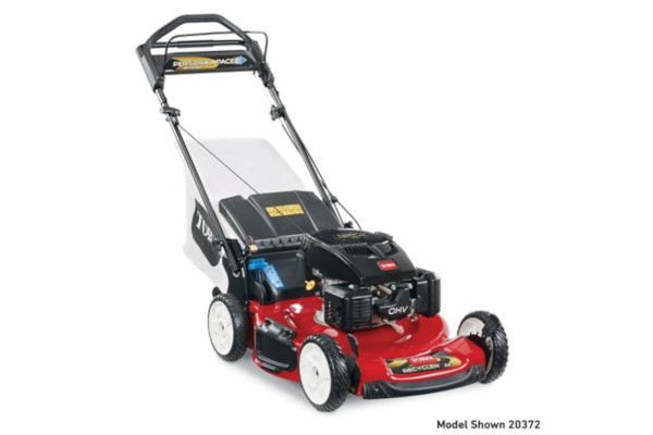 "Toro | Recycler® Self-Propel Mowers | Model 22"" Personal Pace® Electric Start (20374) for sale at Western Implement, Colorado"