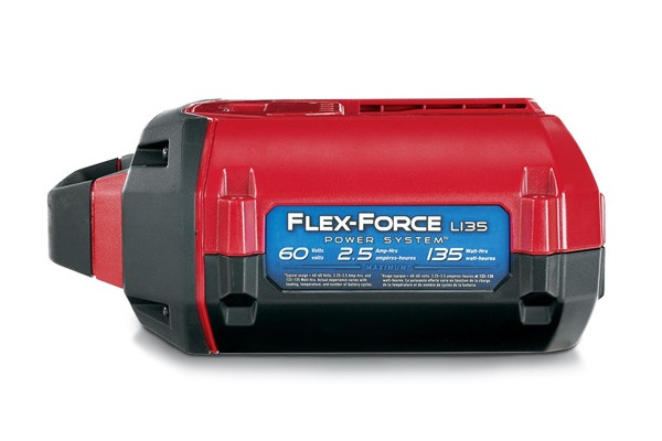 Toro | 60V Flex-Force Tools | Model 60V MAX* 2.5 Ah 135 WH Li-Ion Battery (88625) for sale at Western Implement